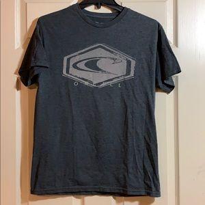 O'Neill grey T-shirt.  Medium